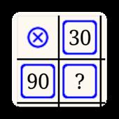Math(Grid Multiplication)Steps