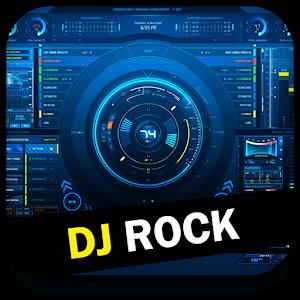 DJ Rock : DJ Mixer for PC and MAC