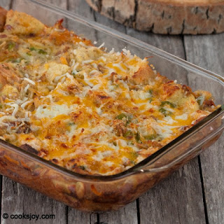 Potato Bread Egg Casserole Recipes