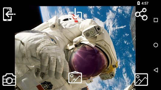 Outer Space Photo Frames screenshot 1