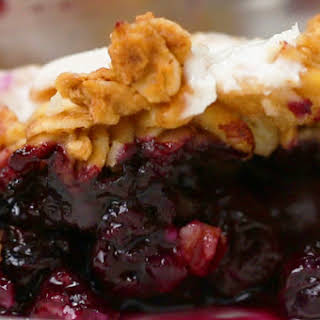 Healthy Blueberry Crisp With Oatmeal Recipes.