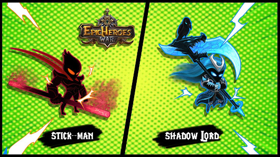 Epic Heroes War: Shadow Lord Stickman - พรีเมี่ยม