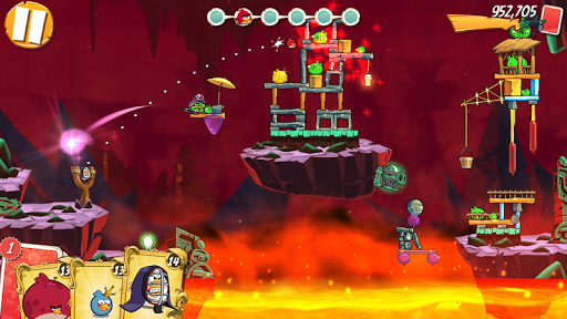 Angry Birds 2  captures d'u00e9cran 7