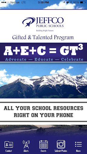 Jeffco Gifted Talented