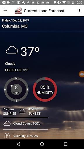 ABC 17 Stormtrack Weather App 4.5.903 screenshots 2