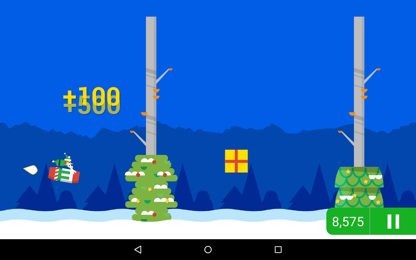 Google Santa Tracker- screenshot