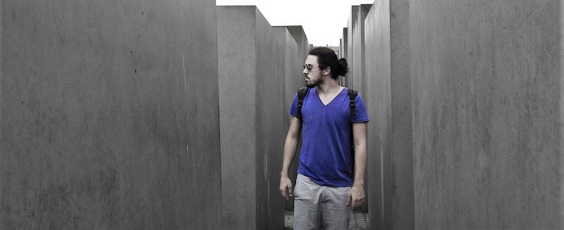 Holocaustdenkmal di Mathilda1403