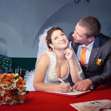 Wedding photographer Irina Bolshakova (soolo1504). Photo of 25.11.2013