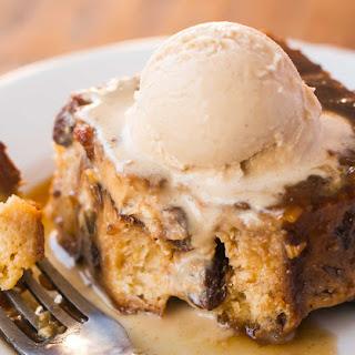 Panettone Bread Pudding.
