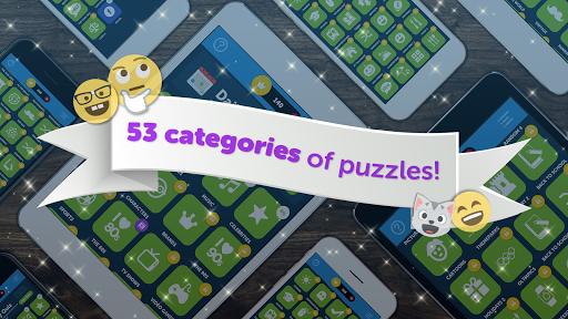 Crossword Quiz - Crossword Puzzle Word Game! apkmr screenshots 8