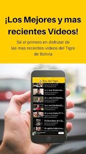 Tigre Noticias - The Strongest Futbol de Bolivia - náhled