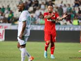 🎥 Europa League : catastrophe pour l'Antwerp qui devra batailler au retour