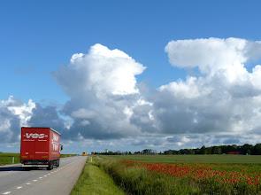 Photo: Wolken und Weite