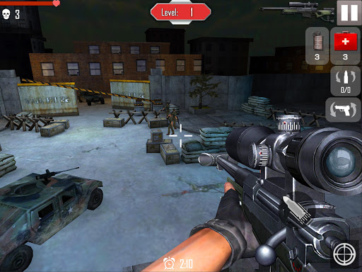 Sniper Shoot War 3D android2mod screenshots 10