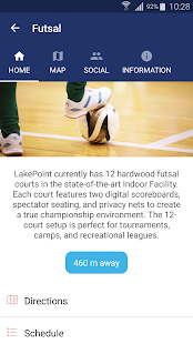 LakePoint Sporting Community - náhled