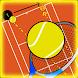 テニス戦術ボード