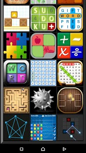 HTML5 Brain & Math & Puzzle Games Browser - No ADS Screenshot