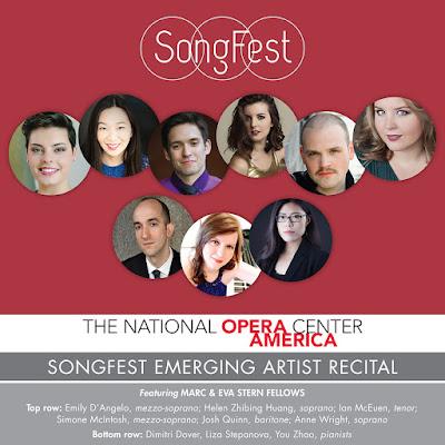 Don't miss: SongFest alumni in recital
