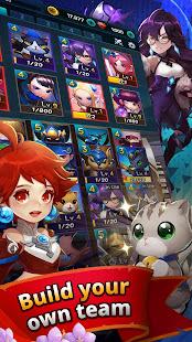 Hack Game Fantasy Stars: Battle Arena apk free