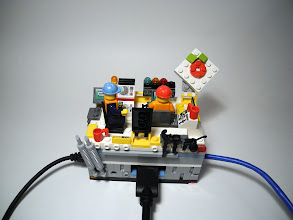 Photo: Raspberry Pi Command Center