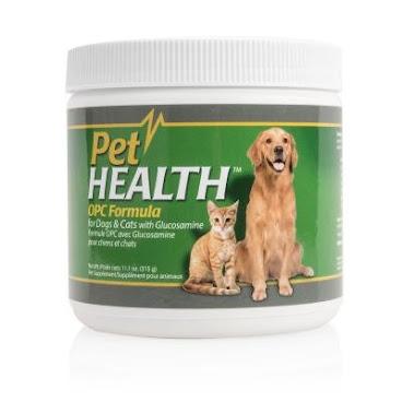 PetHealth™ 貓犬專用OPC配方(添加葡萄糖胺)