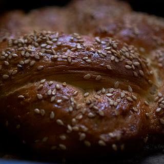 Savoury Challah Bread