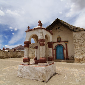 by Tadas Jucys - Buildings & Architecture Places of Worship ( chile, mountains, building )