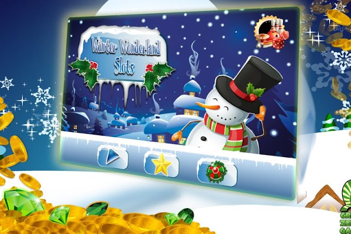 android Winter Wonderland Slots Screenshot 0