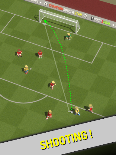 ud83cudfc6 Champion Soccer Star: League & Cup Soccer Game screenshots 8