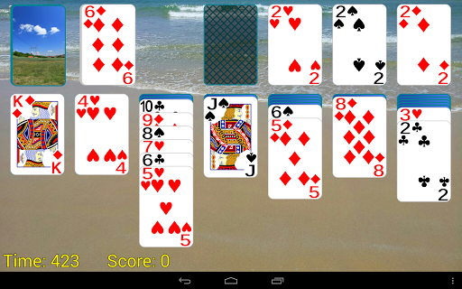 Solitaire android2mod screenshots 7