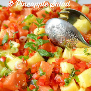 Chili Pineapple Salad Recipes.