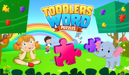 Toddlers Word Puzzles v1.0.0
