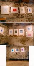 Photo: Radierungen in der Klostergalerie von Oscer Pioppi
