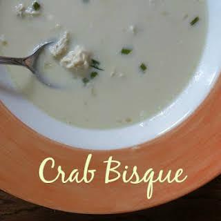 Crab Bisque Recipe - Without Heavy Cream!.