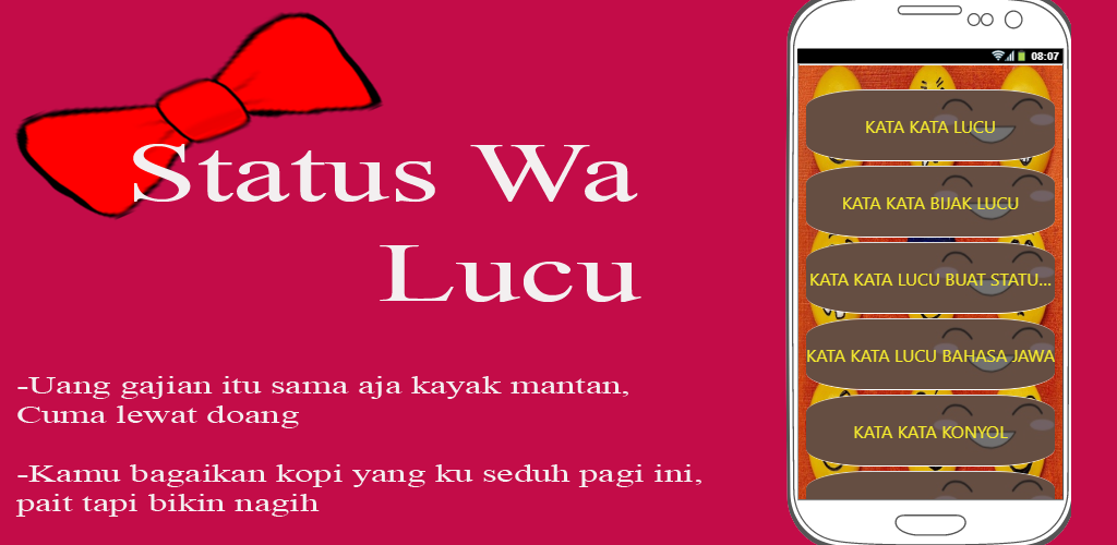 Download Status Wa Lucu By Faniapps Apk Latest Version App For