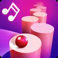 Splashy Tiles: Bouncing to the music tiles