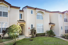 Front of Mango Key townhome