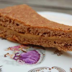 Milk Chocolate and Peanut Butter Cake