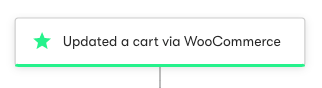 WooCommerce checkout Trigger.