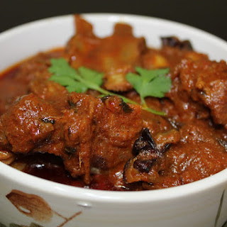 Mutton Do Pyaza