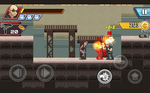 Fist of Rage: 2D Battle Platformer- screenshot thumbnail