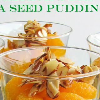 St. Patrick's Day Chia Seed Pudding