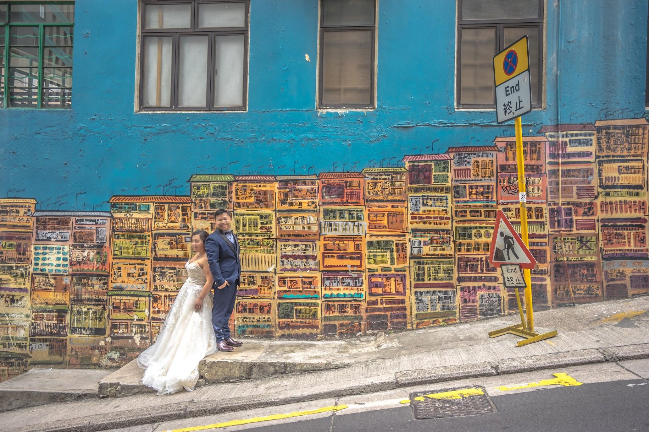 Hong Kong wall art4