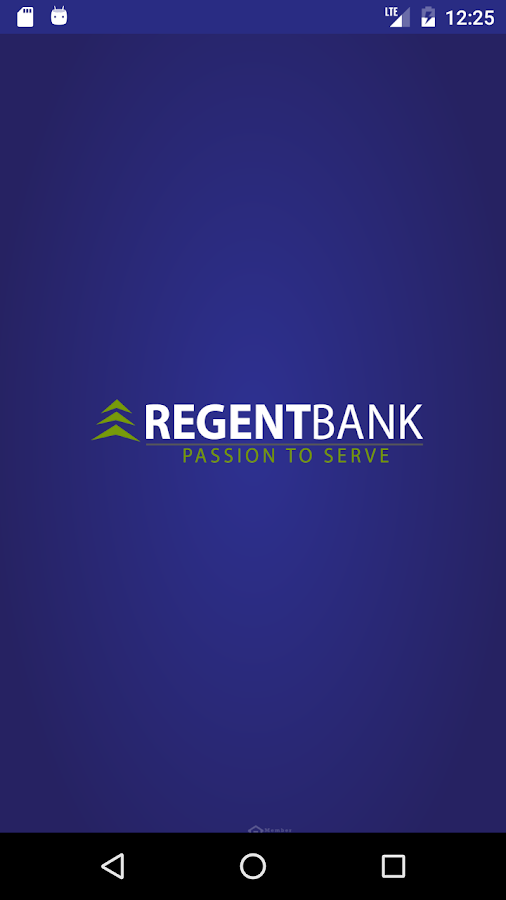 Bank Regent Mobile- screenshot