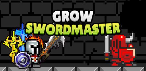 Grow SwordMaster - Idle Action MOD APK   High Damage   Massive Gold