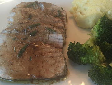 Rosemary Dijon Pork Tenderloin Recipe