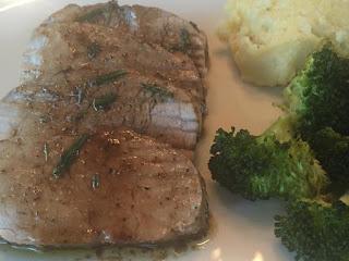 Rosemary Dijon Pork Tenderloin Recipe