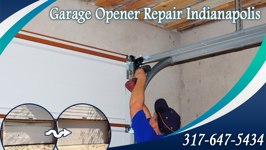 Garage Door Opener Repair Indianapolis In Fix Garage Door Opener