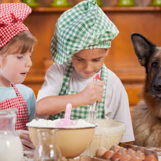 Recipe Ideas For Quick And Healthy Homemade Dog Treats.