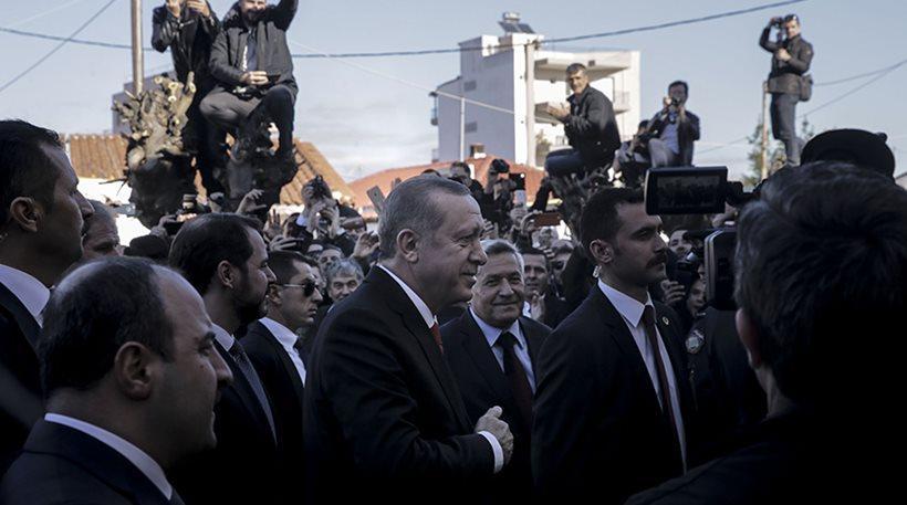 Αποτέλεσμα εικόνας για ο ερντογάν στην κομοτηνή
